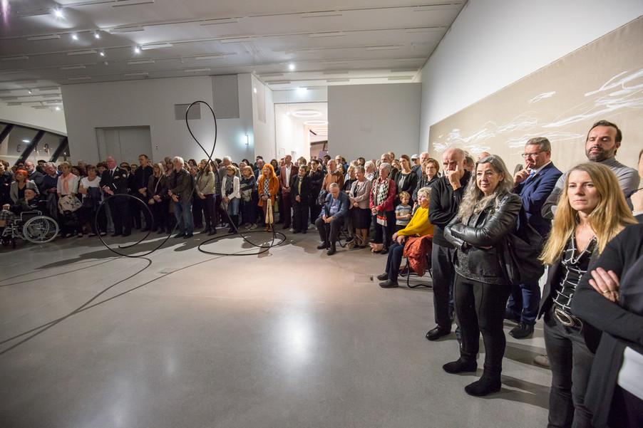 Bild 32 | Ausstellungseröffnung: Landesgalerie Niederösterreich