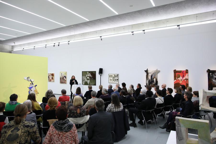Bild 15 | Ausstellungseröffnung: Somewhere in the World