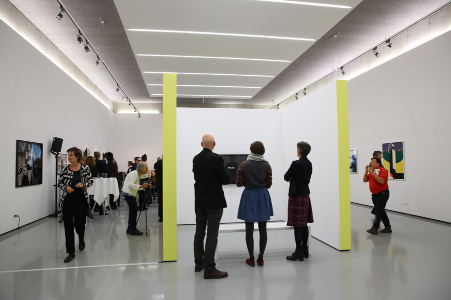 Bild 38 | Ausstellungseröffnung: Somewhere in the World