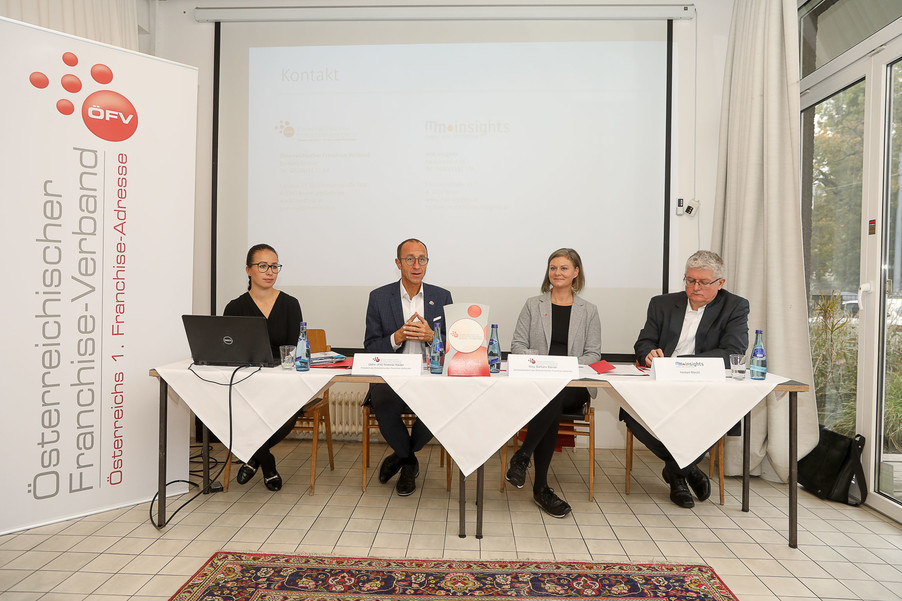 Bild 72   Franchising in Österreich