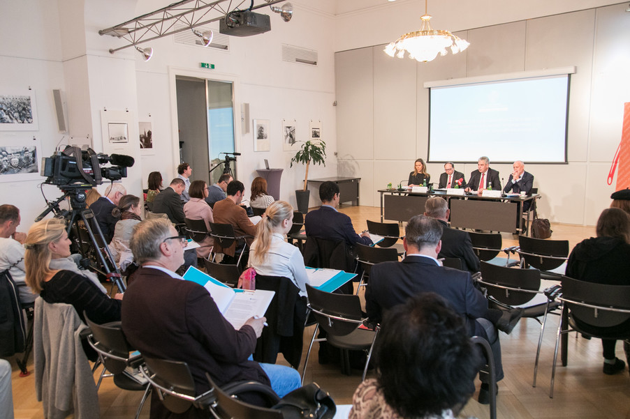 Bild 11   PRAEVENIRE Initiative Gesundheit 2030 präsentiert Zwischenbericht und weitere Vorgangsweise zum ...