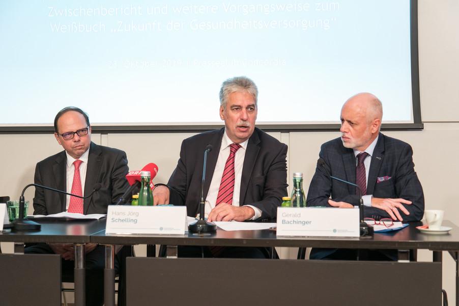 Bild 2   PRAEVENIRE Initiative Gesundheit 2030 präsentiert Zwischenbericht und weitere Vorgangsweise zum ...