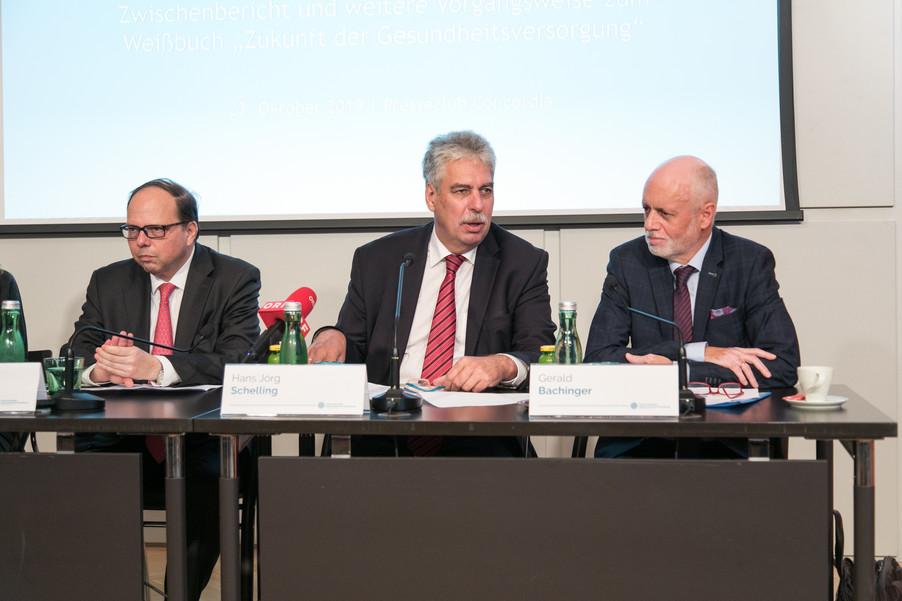 Bild 5   PRAEVENIRE Initiative Gesundheit 2030 präsentiert Zwischenbericht und weitere Vorgangsweise zum ...