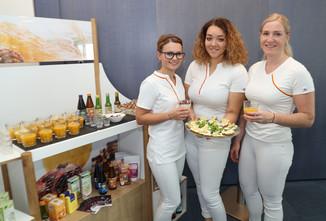 Bild 13   WALS/SALZBURG - 2019-10-24: Bilanzpressekoferenz DM Drogeriemarkt in der Firmenzentrale in Wals bei ...