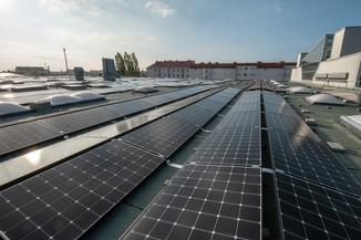 Bild 8 | Steigender Stromverbrauch: Drei setzt auf Solarenergie
