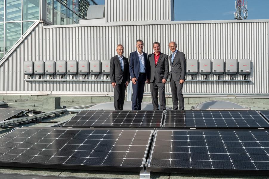 Bild 3 | Steigender Stromverbrauch: Drei setzt auf Solarenergie