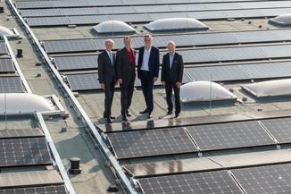 Bild 2 | Steigender Stromverbrauch: Drei setzt auf Solarenergie