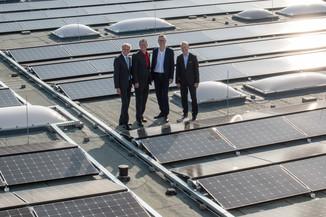 Bild 1 | Steigender Stromverbrauch: Drei setzt auf Solarenergie