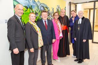 Bild 1 | Feierliche Wiedereröffnung des Studierendenwohnheims ÖJAB-Haus Niederösterreich 1 in Wien: ...