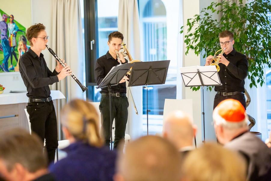 Bild 10 | Feierliche Wiedereröffnung des Studierendenwohnheims ÖJAB-Haus Niederösterreich 1 in Wien: ...