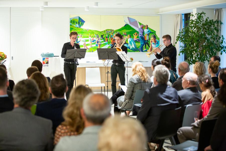 Bild 11 | Feierliche Wiedereröffnung des Studierendenwohnheims ÖJAB-Haus Niederösterreich 1 in Wien: ...