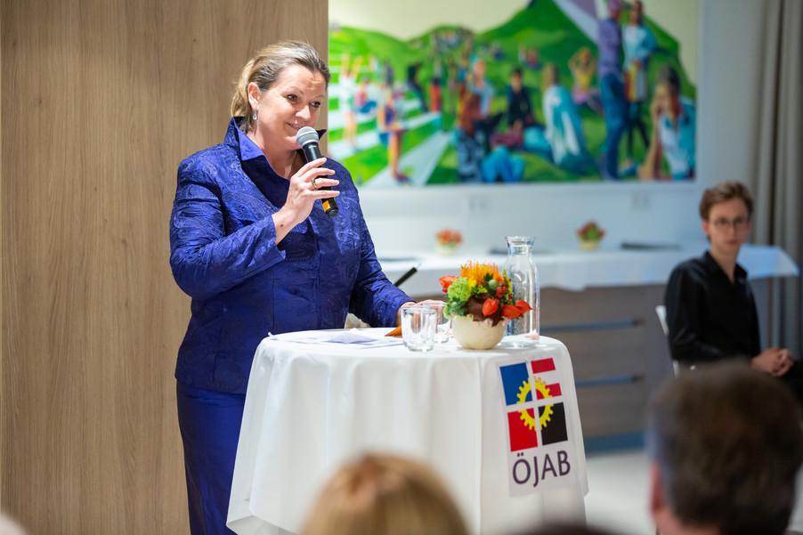 Bild 13 | Feierliche Wiedereröffnung des Studierendenwohnheims ÖJAB-Haus Niederösterreich 1 in Wien: ...
