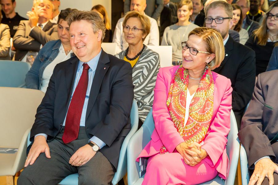 Bild 14 | Feierliche Wiedereröffnung des Studierendenwohnheims ÖJAB-Haus Niederösterreich 1 in Wien: ...