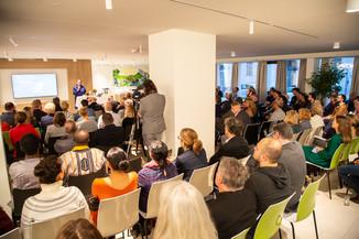 Bild 18 | Feierliche Wiedereröffnung des Studierendenwohnheims ÖJAB-Haus Niederösterreich 1 in Wien: ...