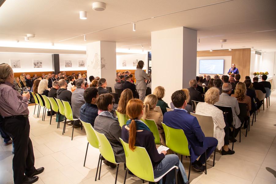 Bild 19 | Feierliche Wiedereröffnung des Studierendenwohnheims ÖJAB-Haus Niederösterreich 1 in Wien: ...