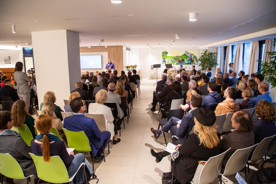Bild 20 | Feierliche Wiedereröffnung des Studierendenwohnheims ÖJAB-Haus Niederösterreich 1 in Wien: ...