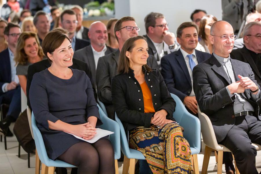 Bild 21 | Feierliche Wiedereröffnung des Studierendenwohnheims ÖJAB-Haus Niederösterreich 1 in Wien: ...