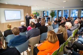 Bild 26 | Feierliche Wiedereröffnung des Studierendenwohnheims ÖJAB-Haus Niederösterreich 1 in Wien: ...