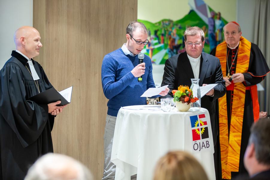 Bild 28 | Feierliche Wiedereröffnung des Studierendenwohnheims ÖJAB-Haus Niederösterreich 1 in Wien: ...