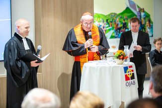 Bild 29 | Feierliche Wiedereröffnung des Studierendenwohnheims ÖJAB-Haus Niederösterreich 1 in Wien: ...