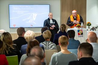 Bild 32 | Feierliche Wiedereröffnung des Studierendenwohnheims ÖJAB-Haus Niederösterreich 1 in Wien: ...