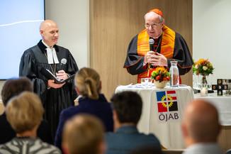 Bild 33 | Feierliche Wiedereröffnung des Studierendenwohnheims ÖJAB-Haus Niederösterreich 1 in Wien: ...