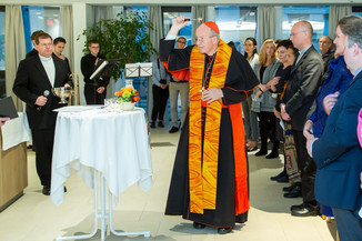 Bild 35 | Feierliche Wiedereröffnung des Studierendenwohnheims ÖJAB-Haus Niederösterreich 1 in Wien: ...