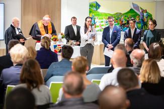 Bild 37 | Feierliche Wiedereröffnung des Studierendenwohnheims ÖJAB-Haus Niederösterreich 1 in Wien: ...