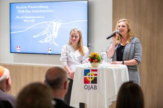 Bild 43 | Feierliche Wiedereröffnung des Studierendenwohnheims ÖJAB-Haus Niederösterreich 1 in Wien: ...