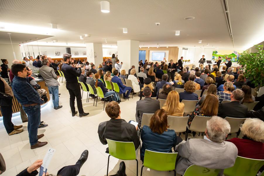 Bild 48 | Feierliche Wiedereröffnung des Studierendenwohnheims ÖJAB-Haus Niederösterreich 1 in Wien: ...