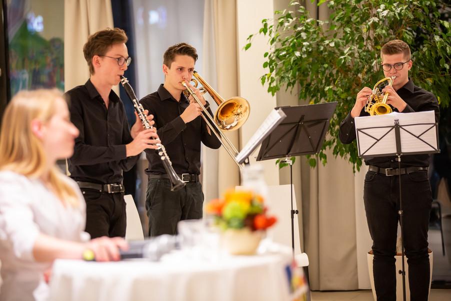 Bild 50 | Feierliche Wiedereröffnung des Studierendenwohnheims ÖJAB-Haus Niederösterreich 1 in Wien: ...