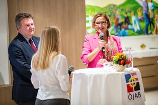 Bild 52 | Feierliche Wiedereröffnung des Studierendenwohnheims ÖJAB-Haus Niederösterreich 1 in Wien: ...