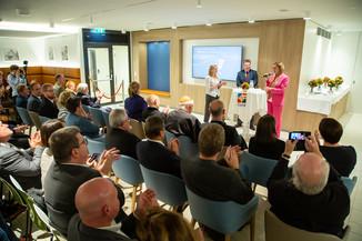 Bild 56 | Feierliche Wiedereröffnung des Studierendenwohnheims ÖJAB-Haus Niederösterreich 1 in Wien: ...
