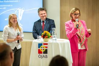 Bild 63 | Feierliche Wiedereröffnung des Studierendenwohnheims ÖJAB-Haus Niederösterreich 1 in Wien: ...