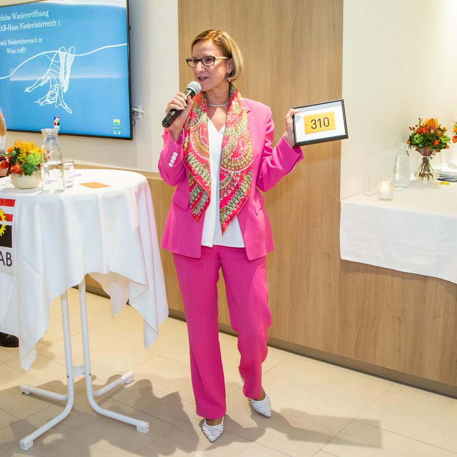 Bild 69 | Feierliche Wiedereröffnung des Studierendenwohnheims ÖJAB-Haus Niederösterreich 1 in Wien: ...