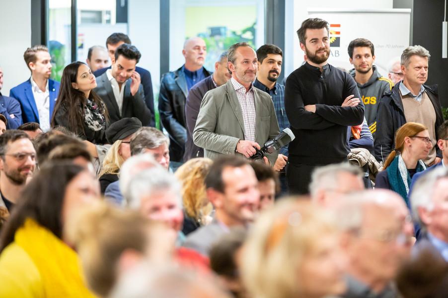Bild 70 | Feierliche Wiedereröffnung des Studierendenwohnheims ÖJAB-Haus Niederösterreich 1 in Wien: ...