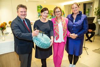 Bild 75 | Feierliche Wiedereröffnung des Studierendenwohnheims ÖJAB-Haus Niederösterreich 1 in Wien: ...