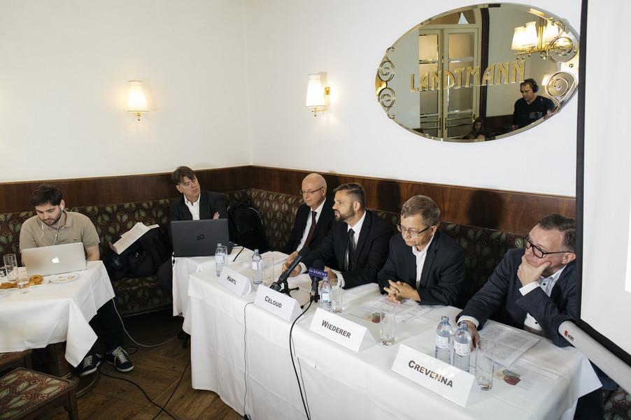 Bild 16 | Pressekonferenz zur Jahrestagung der Österreichischen Gesellschaft für Physikalische Medizin und ...