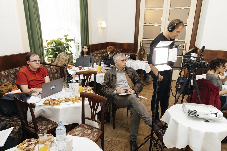 Bild 17 | Pressekonferenz zur Jahrestagung der Österreichischen Gesellschaft für Physikalische Medizin und ...