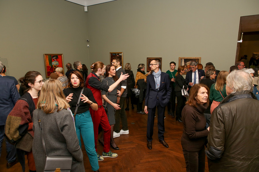 Bild 45   Deutscher Expressionismus. Die Sammlungen Braglia und Johenning