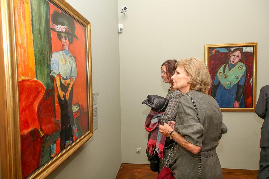 Bild 52   Deutscher Expressionismus. Die Sammlungen Braglia und Johenning