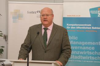 Bild 4 | 4. Statuskonferenz Föderalismus zum Thema