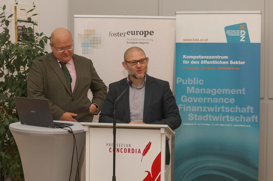 Bild 8 | 4. Statuskonferenz Föderalismus zum Thema