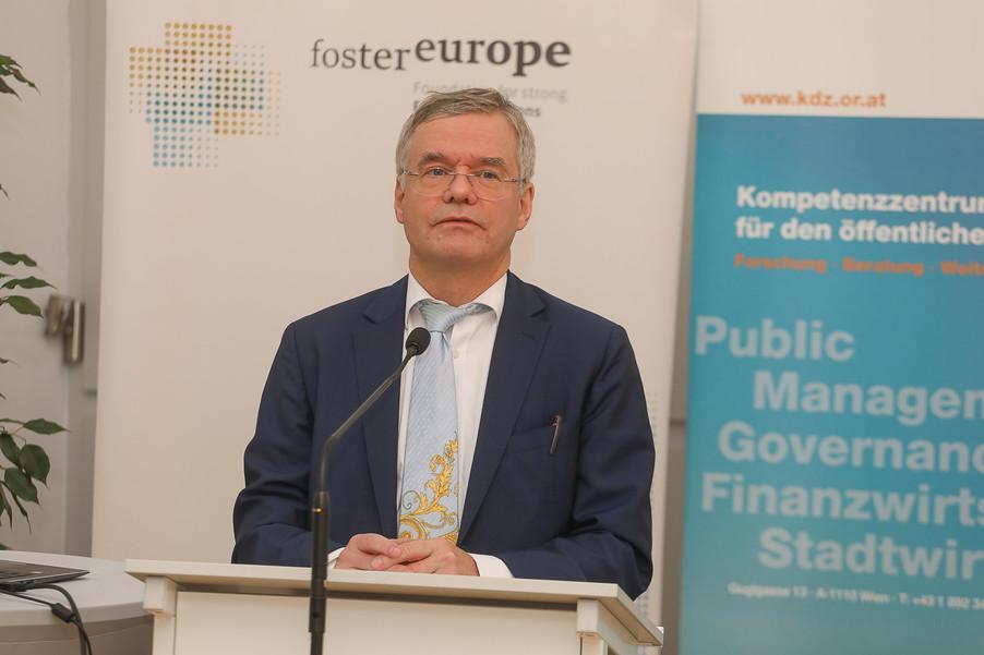 Bild 14 | 4. Statuskonferenz Föderalismus