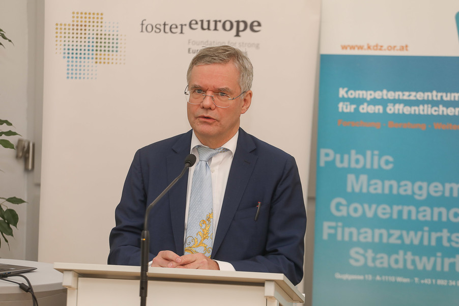 Bild 15 | 4. Statuskonferenz Föderalismus zum Thema