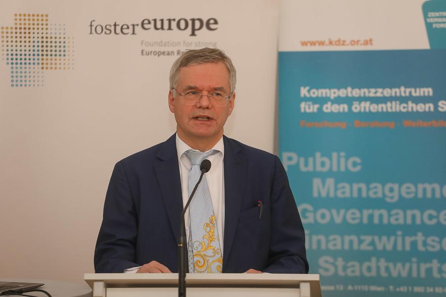 Bild 19 | 4. Statuskonferenz Föderalismus