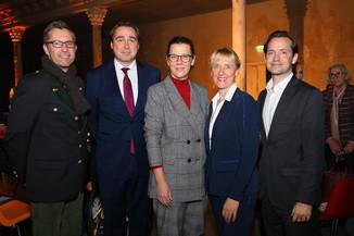 Bild 1 | OEAD-GmbH und Kulturkontakt feiern ihre gemeinsame Zukunft ab 2020