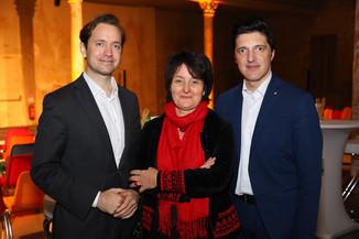 Bild 8 | OEAD-GmbH und Kulturkontakt feiern ihre gemeinsame Zukunft ab 2020