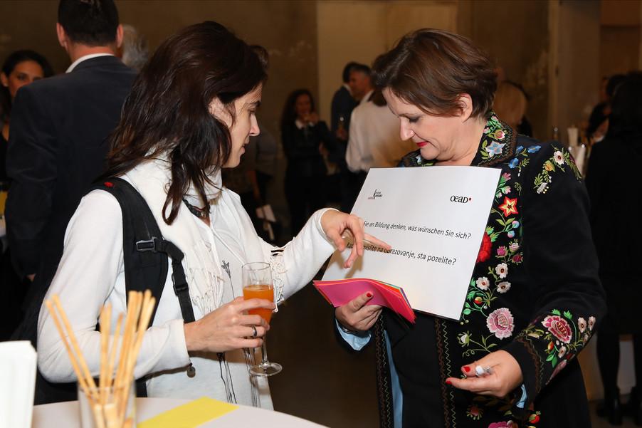 Bild 13 | OEAD-GmbH und Kulturkontakt feiern ihre gemeinsame Zukunft ab 2020
