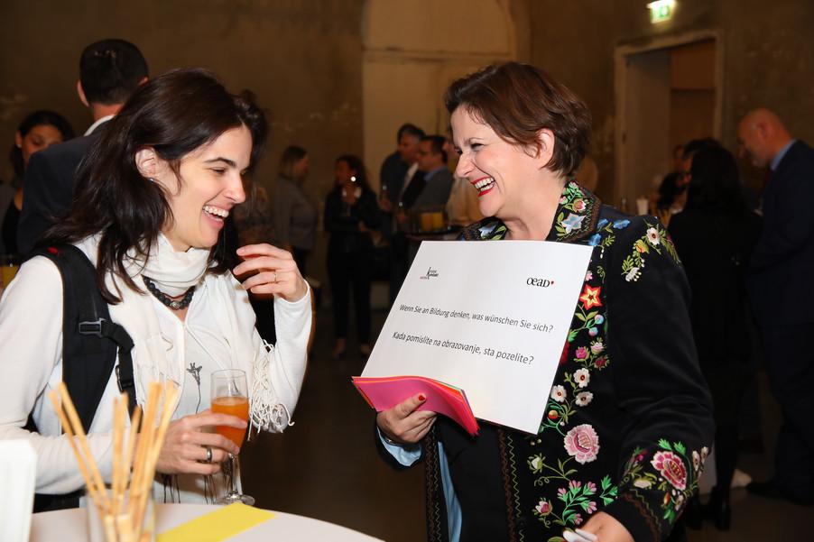 Bild 14 | OEAD-GmbH und Kulturkontakt feiern ihre gemeinsame Zukunft ab 2020